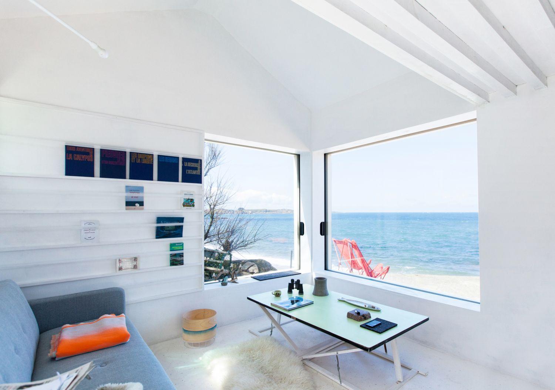 Viking Seaside Summer House - Arch. FREAKS Architecture - Photo : Jules Couartou