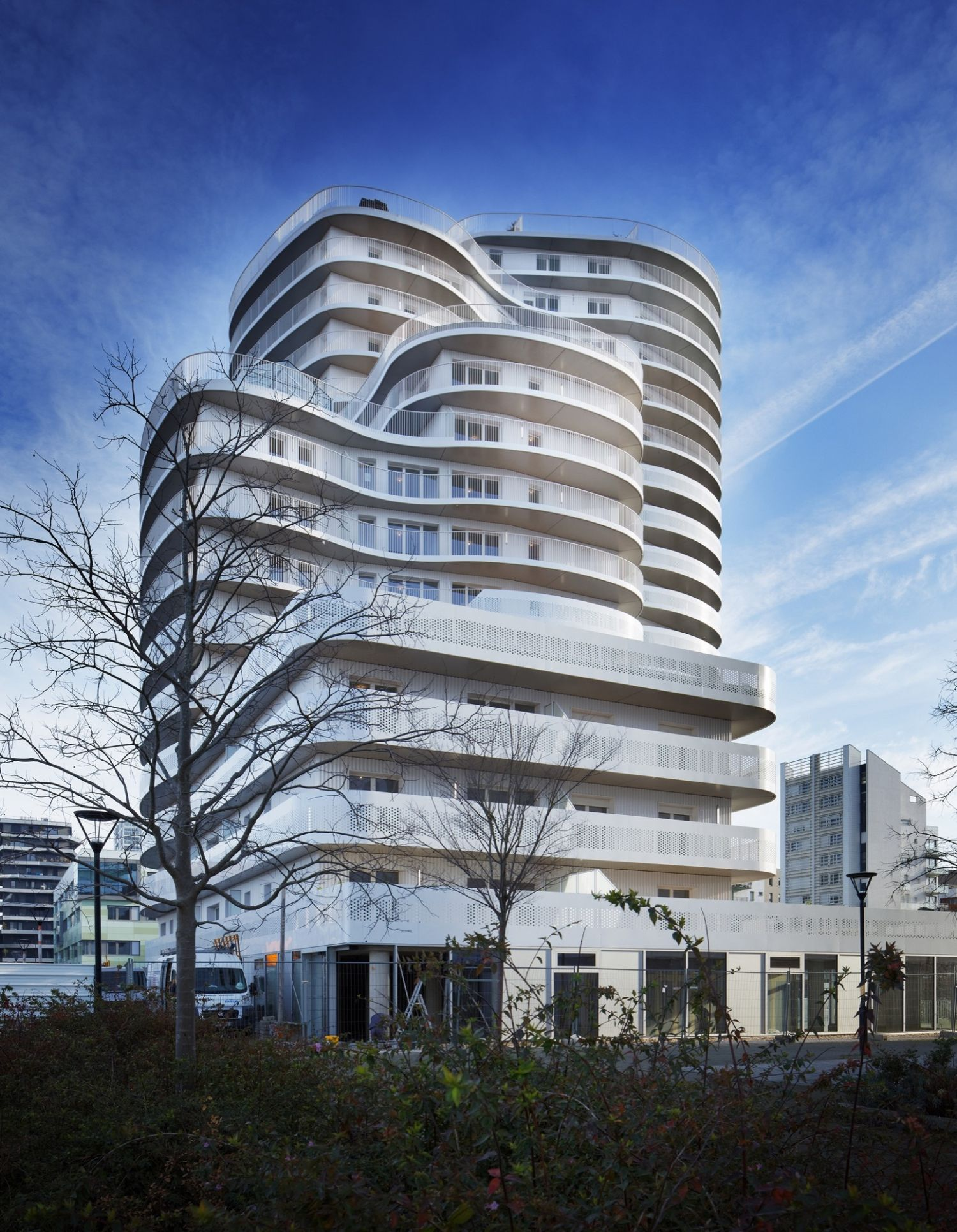 New'R - Arch. Hamonic + Masson & Associés - Photo : Takuji Shimmura