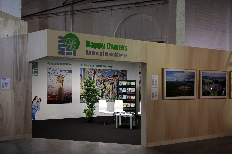 Happy Owner, de Soazic Guezennec - Exposition Habitarium, à la Condition Publique - Photo : Maxime Dufour