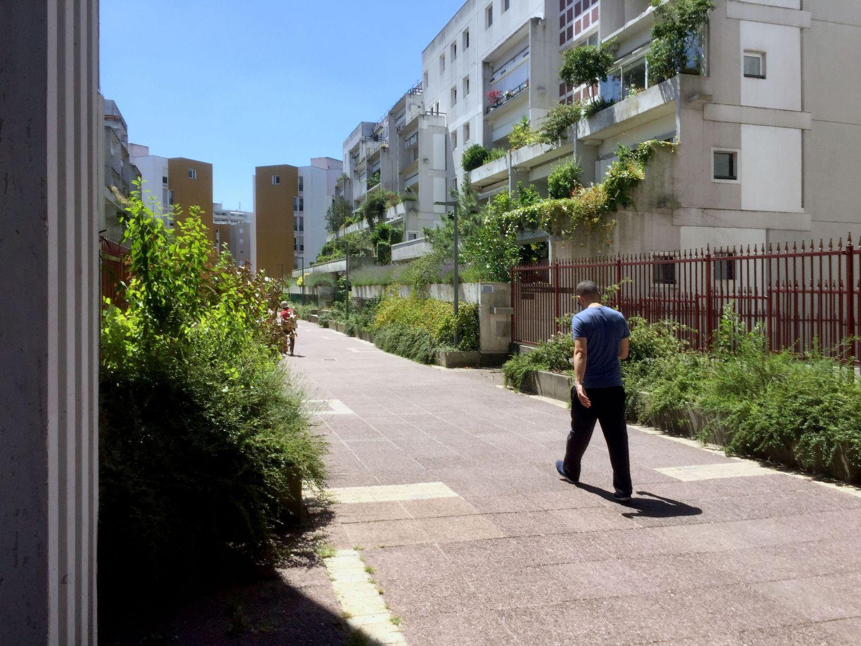 "Immeuble de logements ""La Noiseraie"" - Architecte Henri Ciriani - Photo : David Abittan"