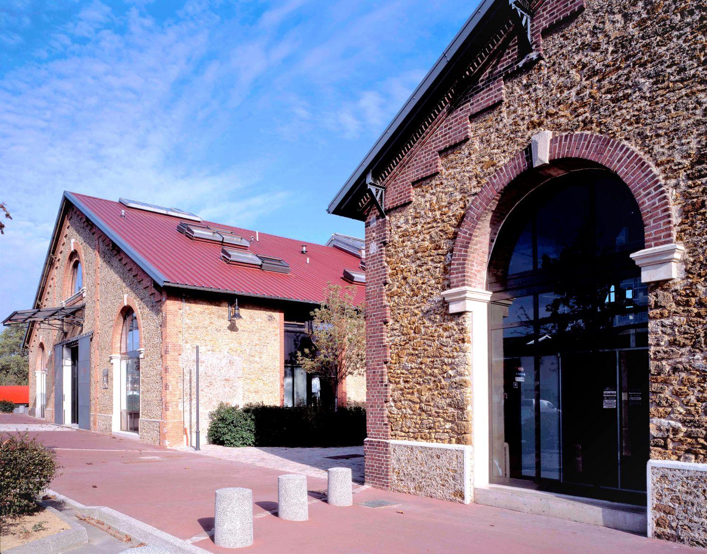 Anciens entrepôts E.M.G.P. Saint-Denis © CAUE 93