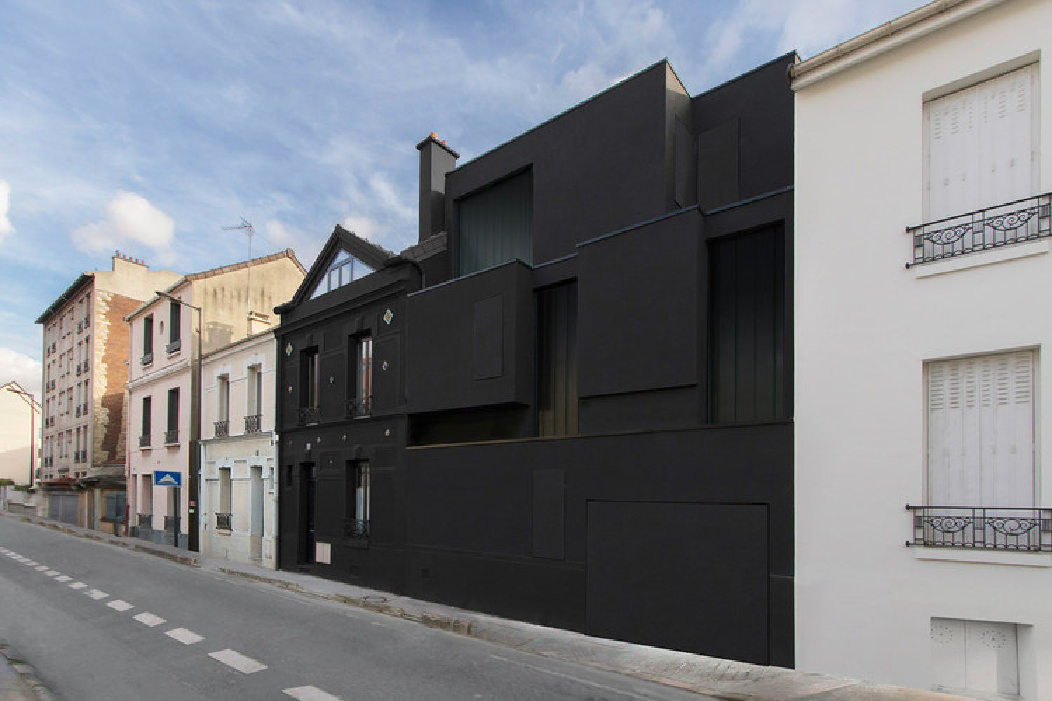 3BOX 92 - Arch. Stéphane Malka Architecture - Photo : Stéphane Malka Architecture