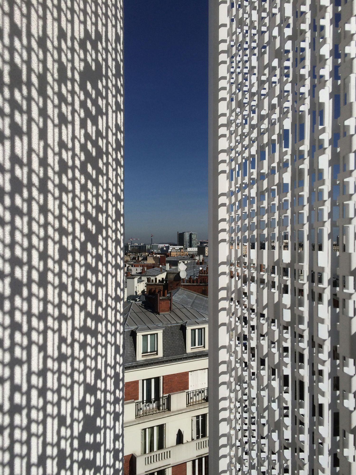 Logements sociaux - Arch. Bigoni Mortemard - Photo : Joachim Bakary, Jean-Marc Bichat