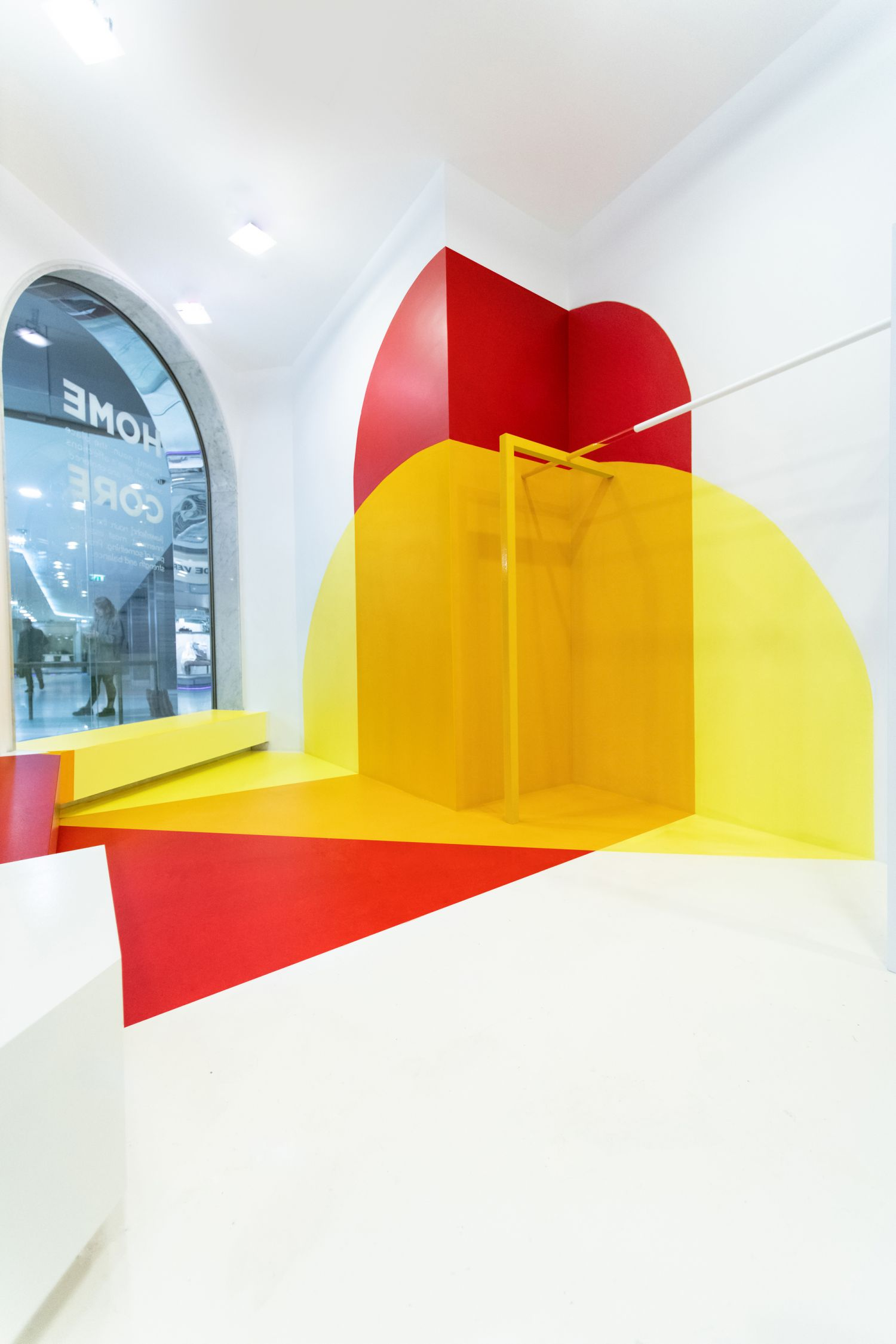 Magasin Homecore - Arch. Studio Malka - Photo : Laurent Clement