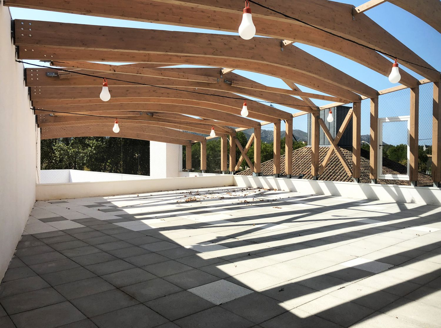 Ecole maternelle de La Jouvene - Arch.28.04architecture © 28.04architecture