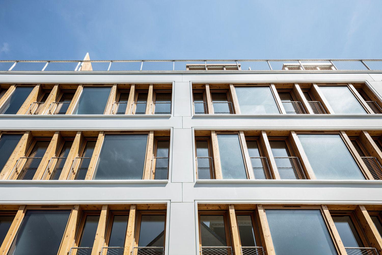 35 logements et 1 atelier d'ébénisterie à Paris - Arch. MAO architectes © Nicolas Grosmond, Javier Callejas, Charlotte Toscan du Plantier