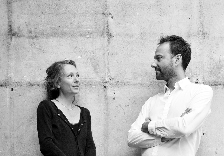 Pascale Dalix et Frédéric Chartier - DR