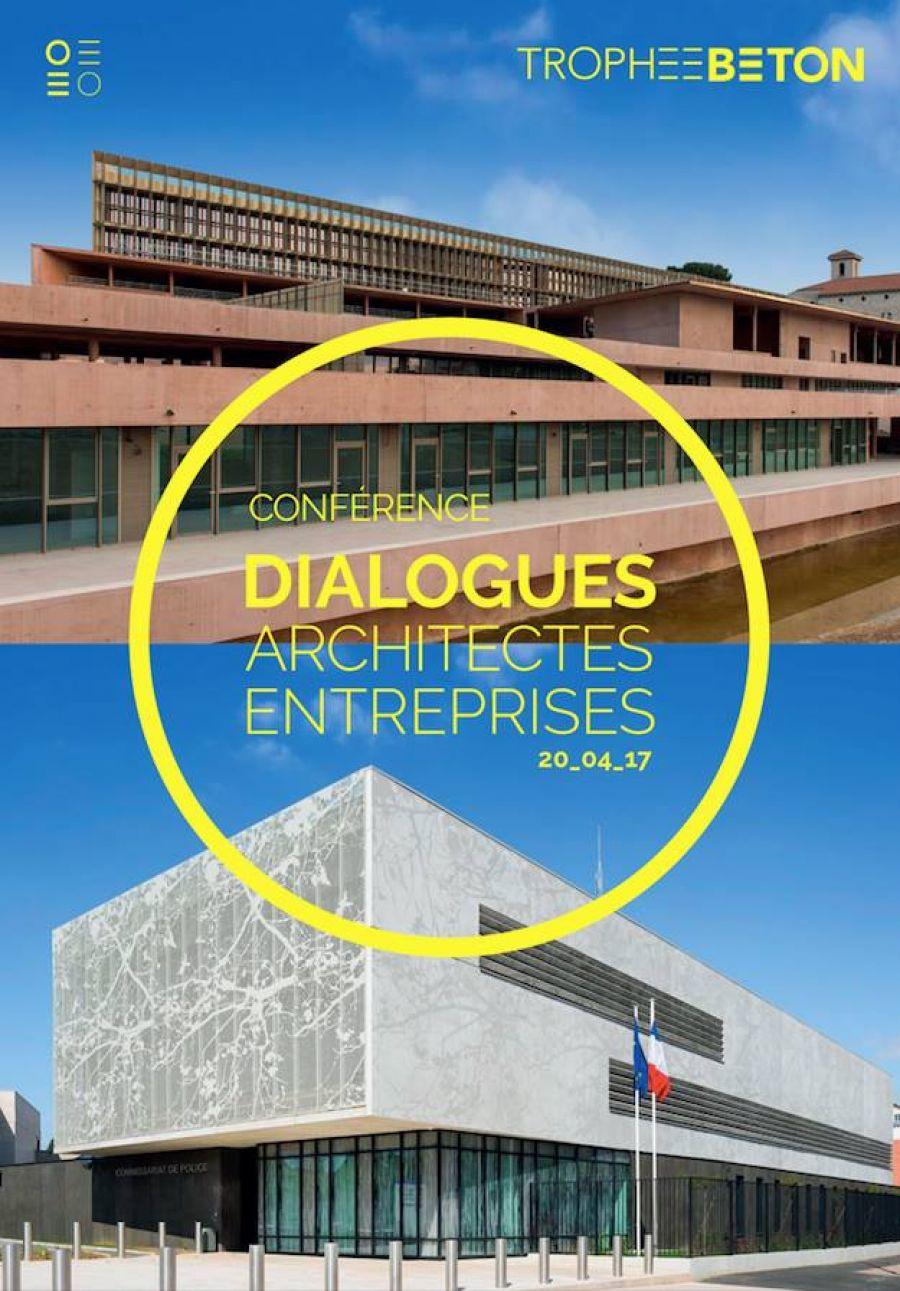 DIalogues Architectes Entreprises à la Maison de l'Architecture en Île-de-France