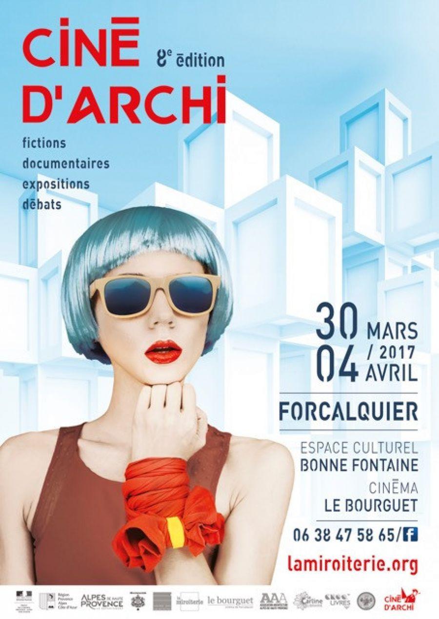 Affiche du festival Ciné d'archi