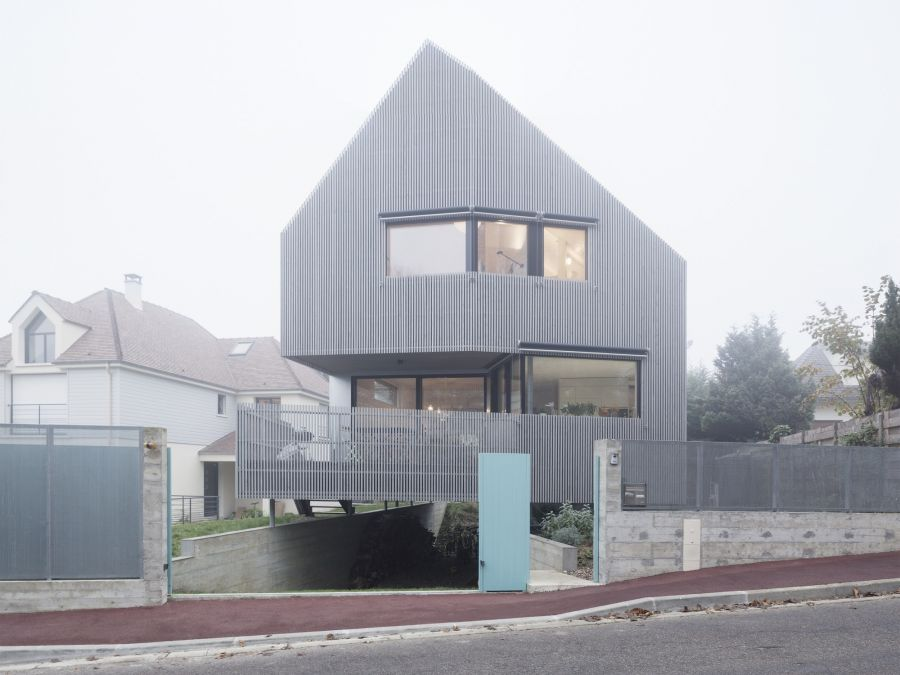Maison Marly - Arch. Karawitz - Photo : Schnepp Renou