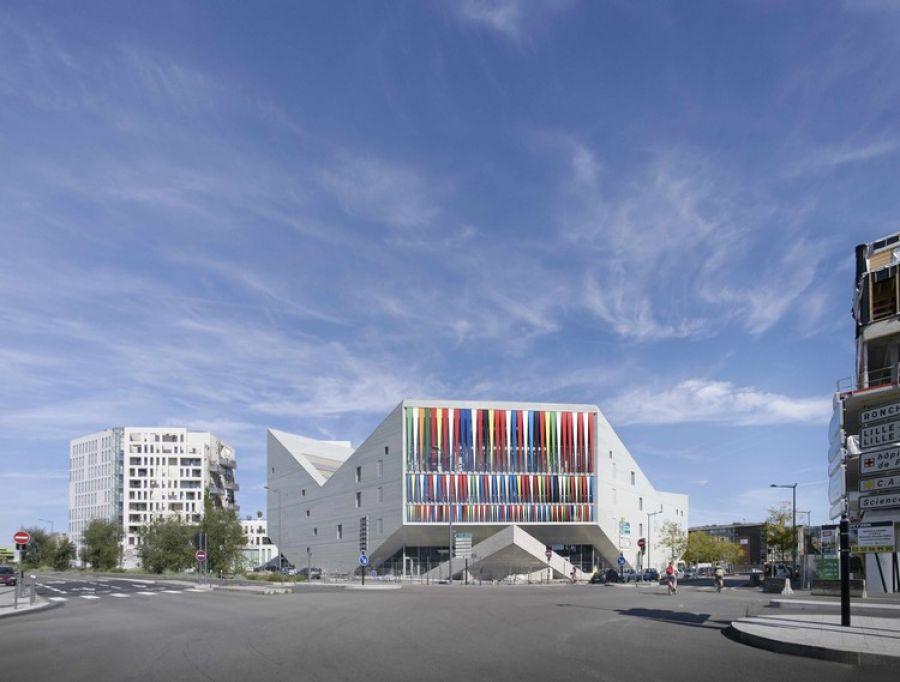Maison Stéphane Hessel - Arch. JDS Architects - Photos : Julien Lanoo