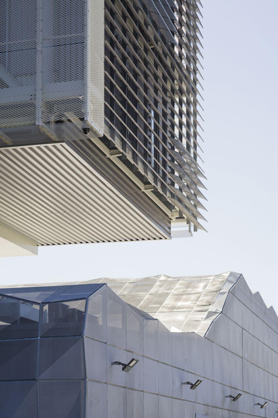ETOILE - Arch. Block Architectes - Photo : Philippe Piron