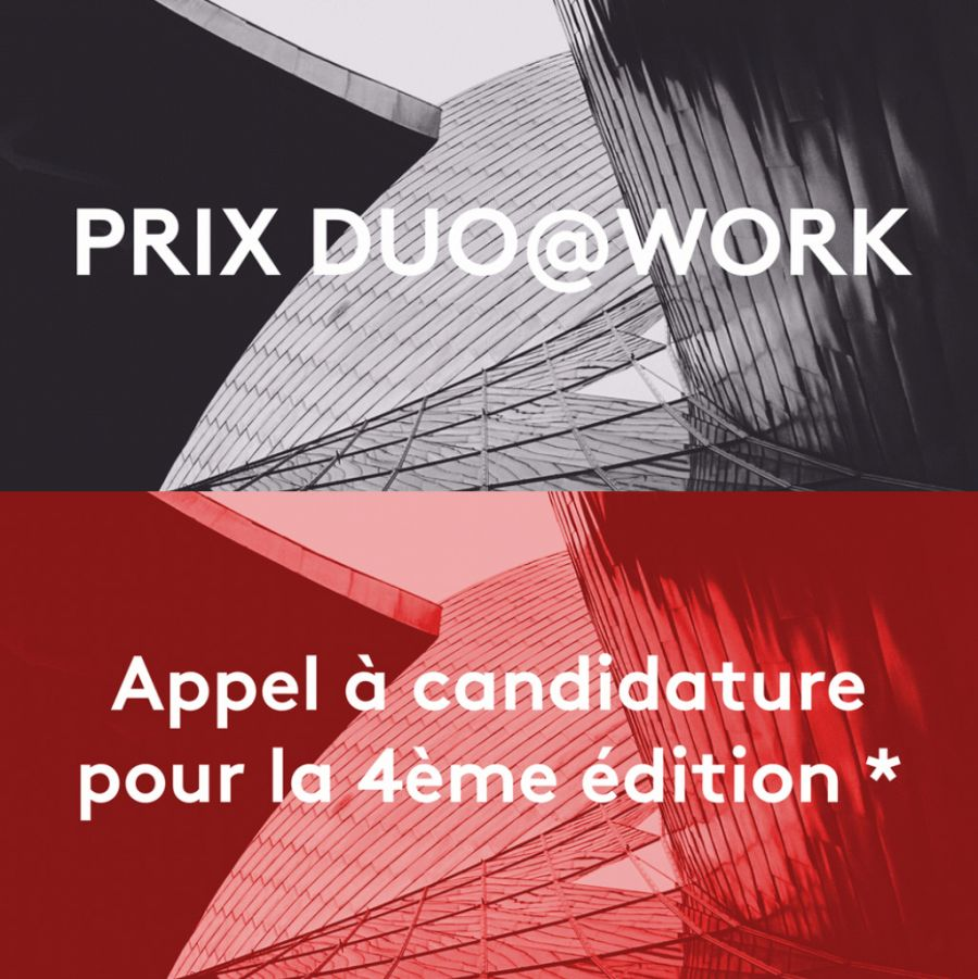 Prix Duo@Work - Edition 2017