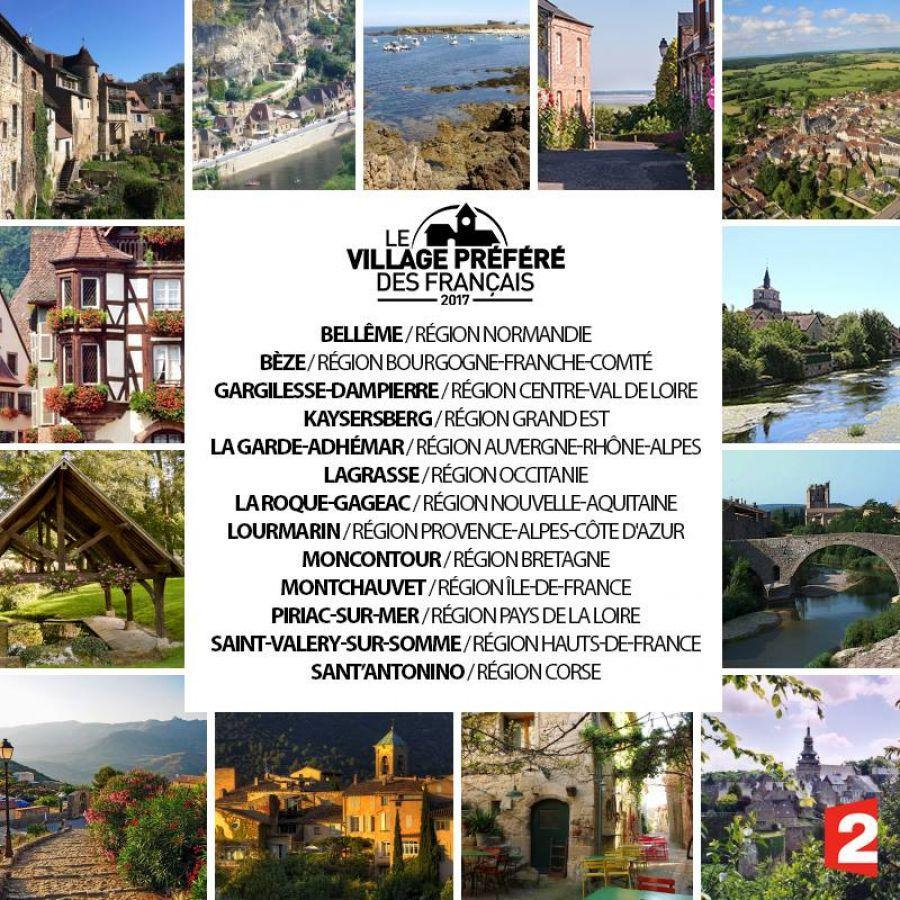 Le village préféré des Français - DR