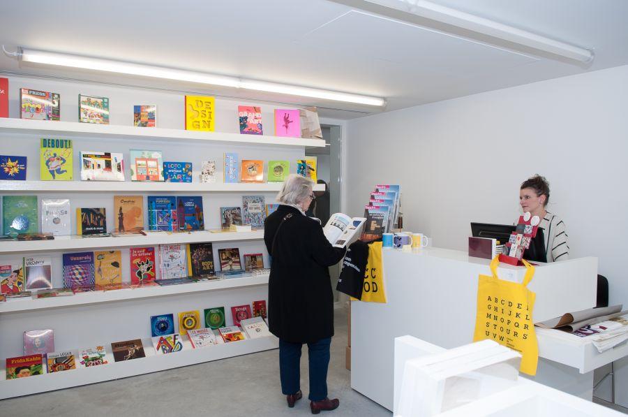 Centre de Création Contemporaine Olivier Debré à Tours - Arch. Aires Mateus - Photo : Benoît Fougeirol