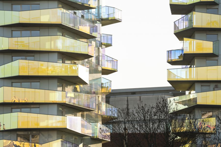 R sidence fulton paris par agence bernard b hler for Agence architecte paysagiste paris