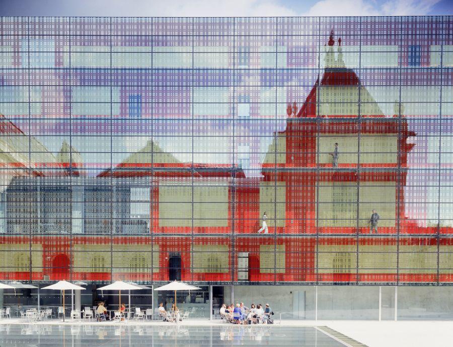 Palais des Beaux-Arts de Lille - Arch. Ibos & Vitart - Photo : David Abittan