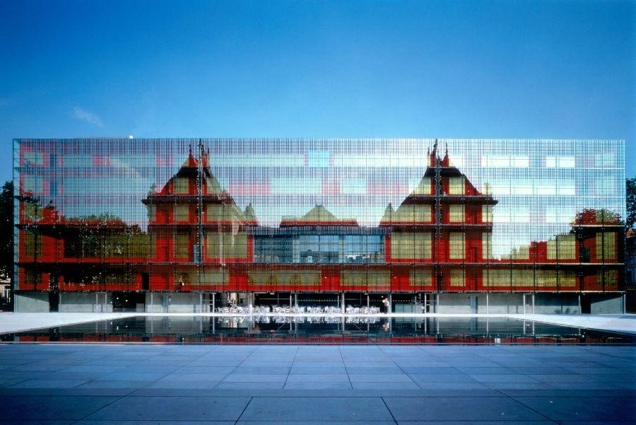 Palais des Beaux-Arts de Lille - Arch. Ibos & Vitart - Photo : Georges Fessy