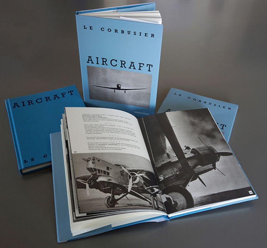Aircraft, par Le Corbusier - Editions Parenthèses