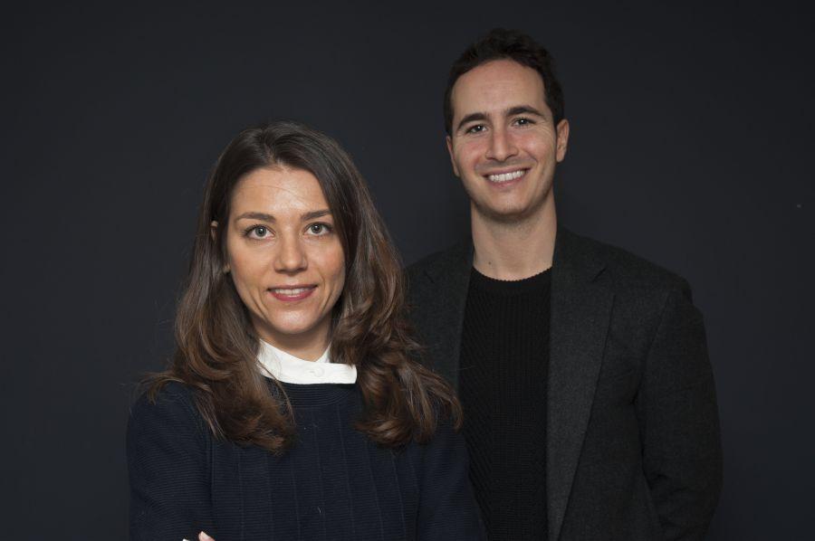 Dorothée Simon et Benjamin Lazimi, cofondateurs du site web RencontreUnArchi