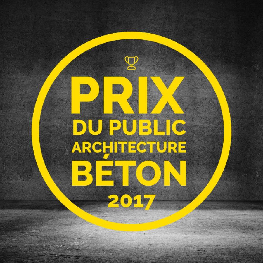 Trophée béton Pro - Vote du public jusqu'au 11 octobre