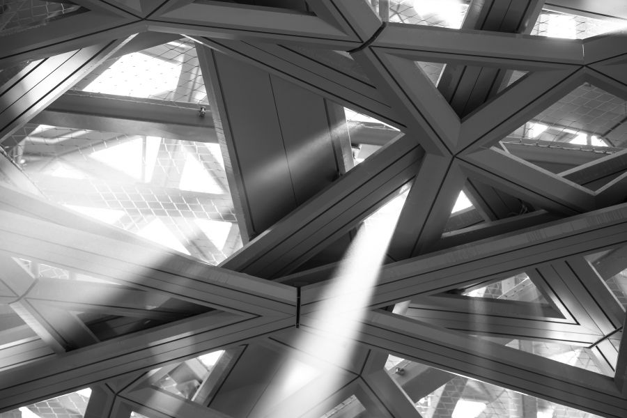 Louvre Abu Dhabi - Arch. Ateliers Jean Nouvel - Photo : Fatima Al Shamsi