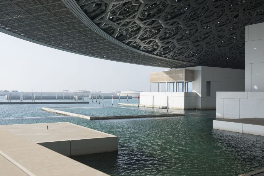 Louvre Abu Dhabi - Arch. Ateliers Jean Nouvel - Photo : Mohamed Somji