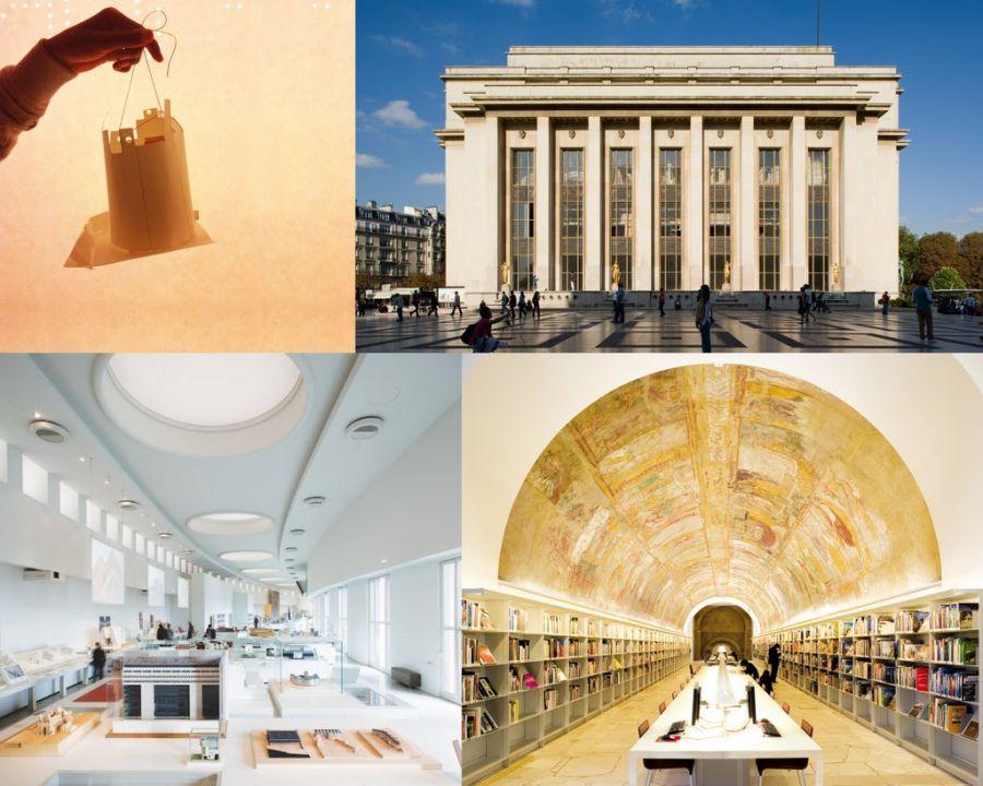 © Cité de l'Architecture & du Patrimoine