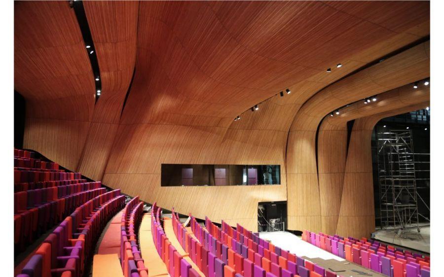 Centre des Congrès de Jonzac - Arch. Tetrarc - Photos : Charly Broyez, Véronique Sabadel