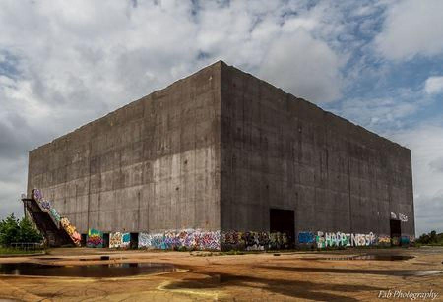 Le Stadium de Vitrolles en 2015 - DR : Fabmars