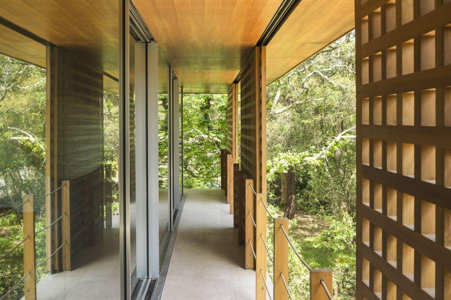 Maison Sud des Landes - Arch. Jean-Philippe Pargade Architecte - Photo : Sergio Grazia