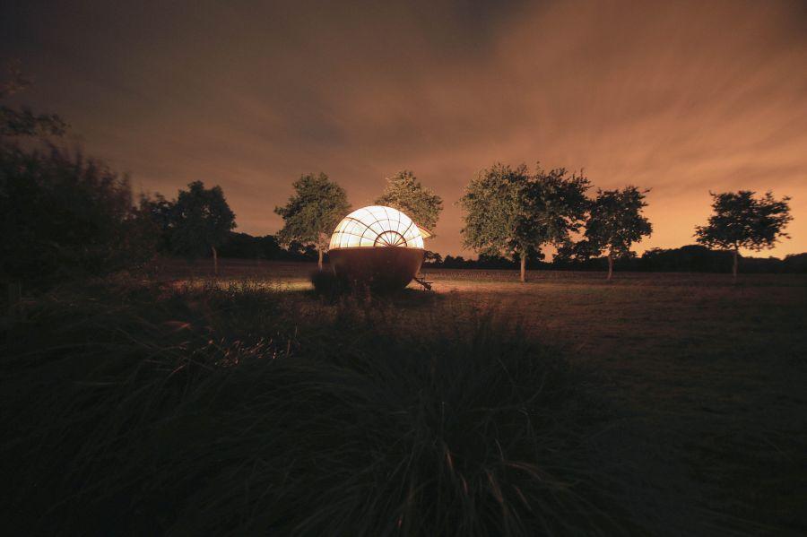 Le Caballon de monsieur Plocq - Arch : Aurélie Poirrier + Igor-Vassili Pouchkarevtch-Dragoche + Vincent O'Connor - Photo : Corentin Schieb, Aurélie Poirrier