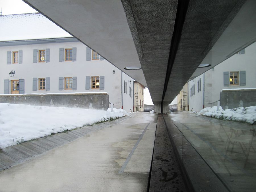 Presbytère de Thorens-Glières - Arch. Gbau - Photo : Gbau