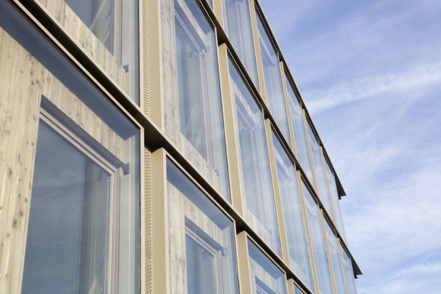 Immeuble de bureaux Opalia-Bédier Est - Arch. Art & Build - Photo : Paul Kozlowski
