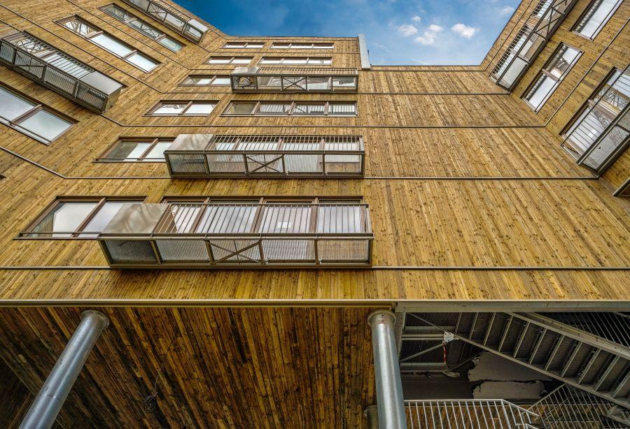 Immeuble de bureaux Opalia-Bédier Est - Arch. Art & Build - Photo © Mairie de Paris / Clément Dorval