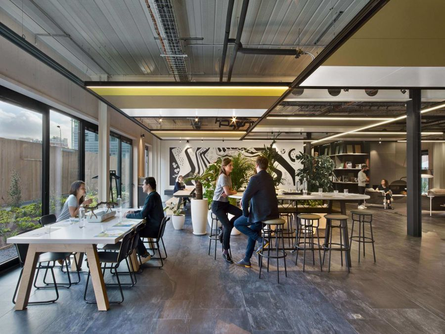 Manufacture Design - Arch. Saguez & Partners - Photo : Éric Laignel