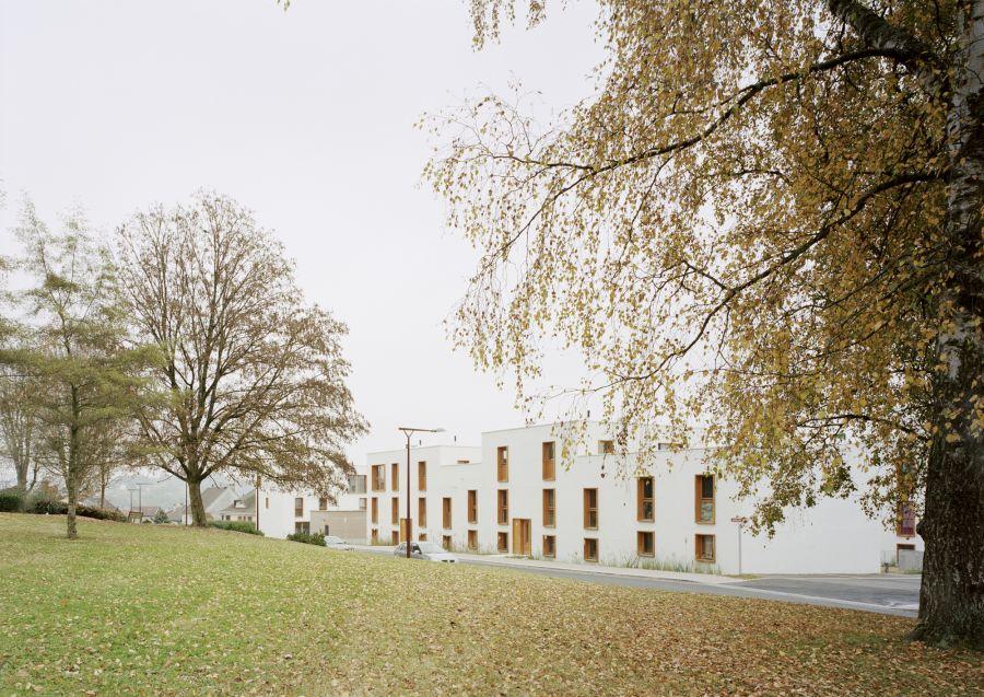 Eden d'Ardennes - Arch. O-S architectes - Photo : Cyrille Weiner