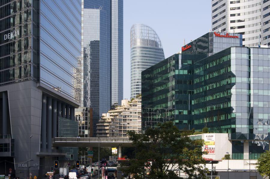 Quartier de La Défense © Luc Boegly