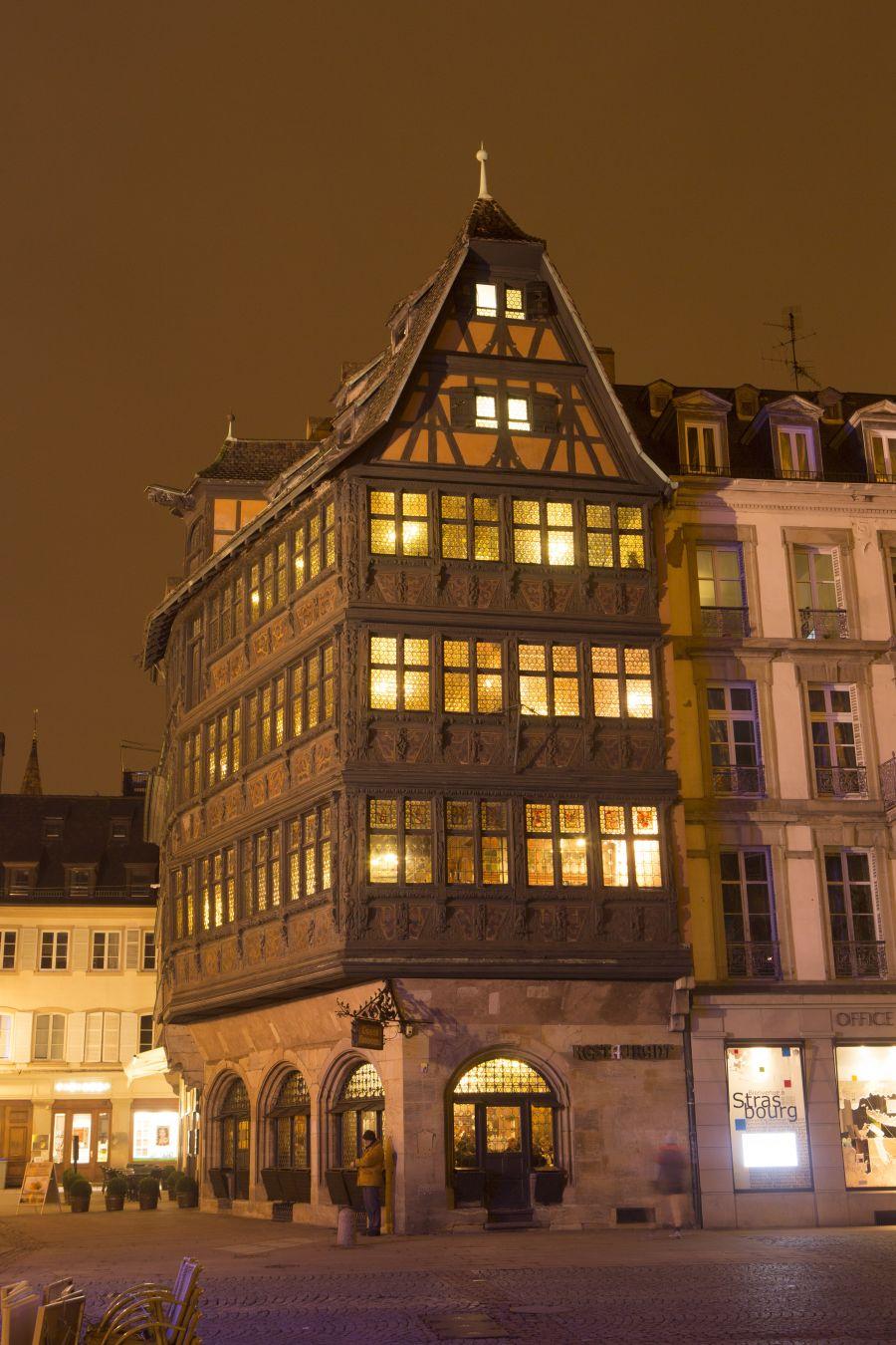 Maison Kammerzell - DR Maison Kammerzell