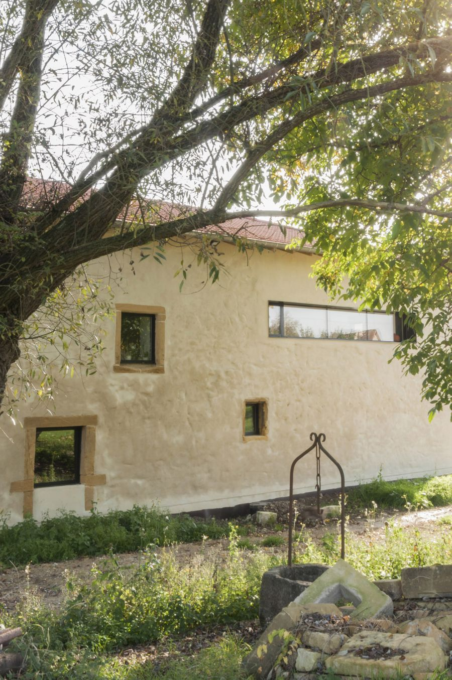 Rénovation d'un ancien moulin - Arch. Studiolada Architectes - Photo : Ludmilla Cerveny