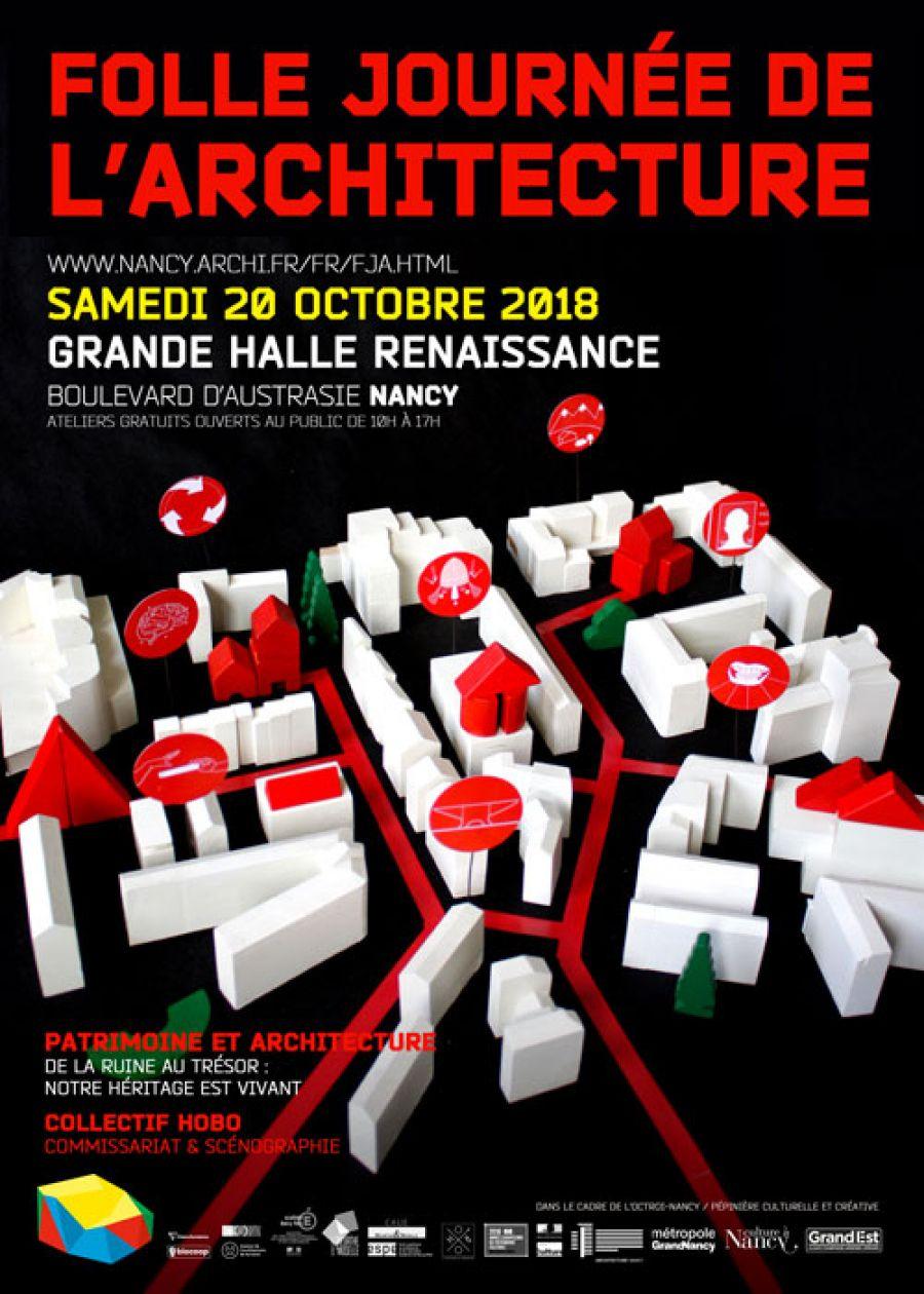 10ème édition de la Folle journée de l'architecture