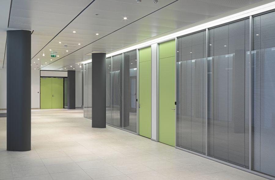 Global Switch Data Center à Clichy - Arch. Reid Brewin Architectes - Photos : Epaillard+Machado