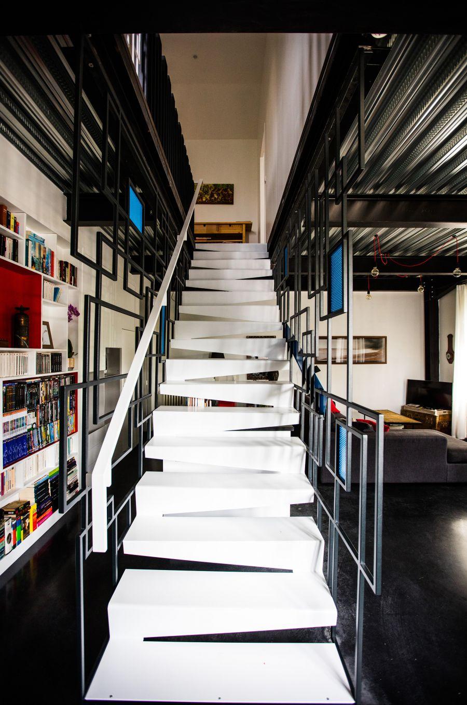 Maison des charmilles à Talence - Arch. Justine Reverchon Architecte - Photos : IOStudio photographie