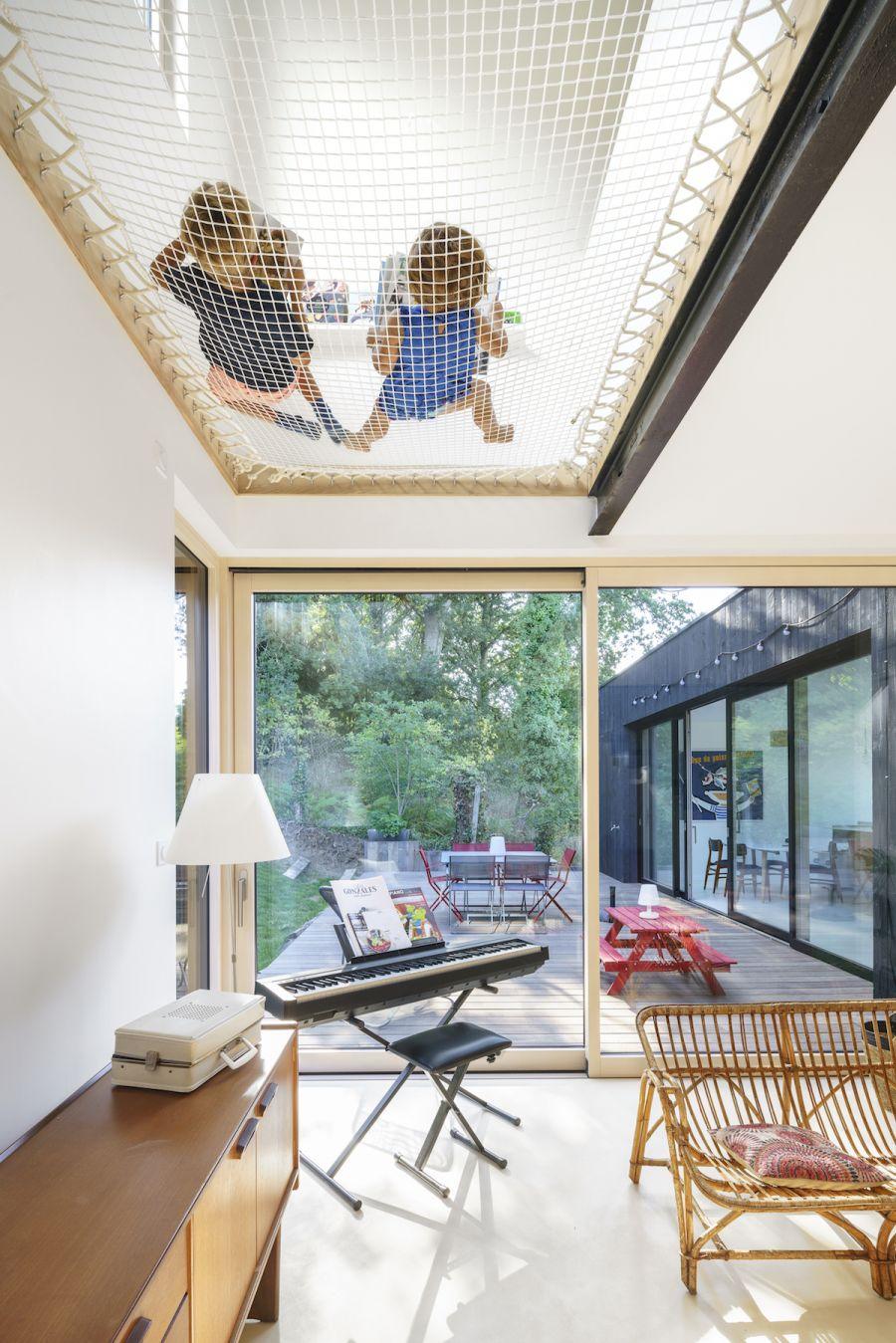 Maison An-unan à Auray - Arch. MSR Architecture - Photos : Frédéric Baron, 1,618 Photos