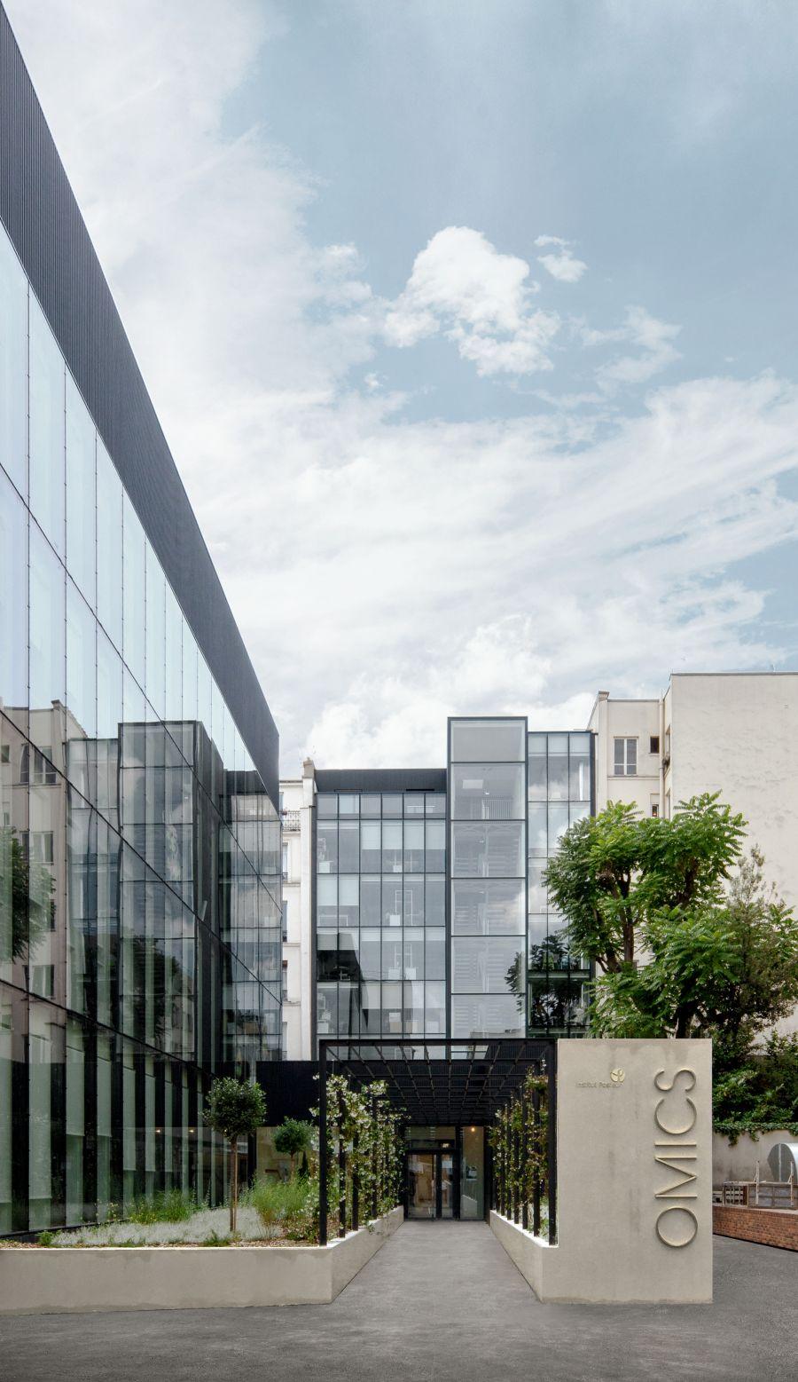 Omics - Arch. Daarchitectes - Photo : Antoine Bonnafous Photographie
