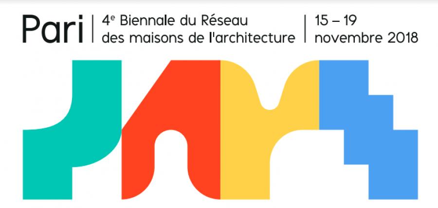 4ème Biennale PARI du Réseau des maisons de l'architecture - DR