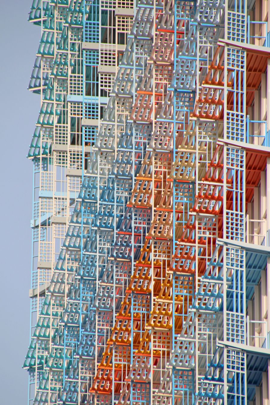 La Marseillaise - Arch. Ateliers Jean Nouvel - Photo : Stéphane Aboudaram WE ARE CONTENT(S)