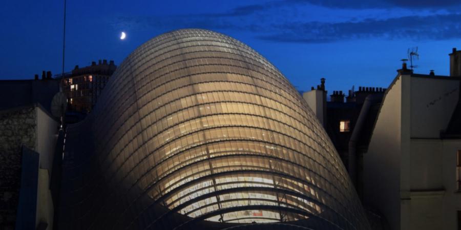 Fondation Pathé-Seydoux - Arch.Renzo Piano - DR