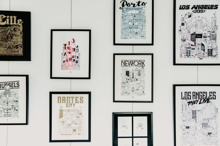 Quelques illustrations réalisées par Docteur Paper - Phot : M.Fromont