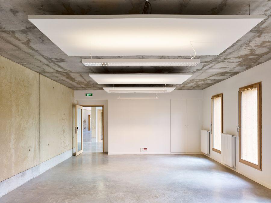 Incubateur Le Cap - Arch. Reach & Scharff Architectes, Hors les Murs Architecture - Photo : Kevin Dolmaire